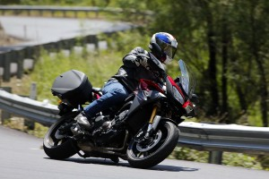 Review: 2015 Yamaha MT-09 Tracer