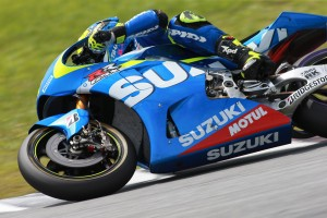 Behind the Scenes: Suzuki MotoGP at Sepang 1