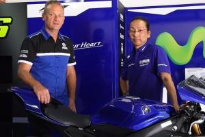 2015 Yamaha YZF-R1 with Hideki Fujiwara