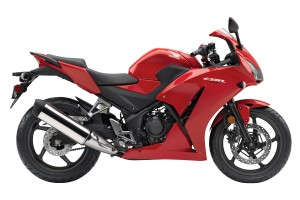 Honda leading Australian road bike sales to date in 2015