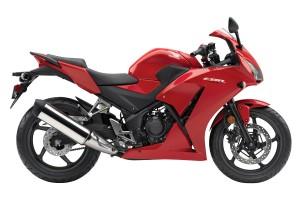 Honda leading Australian road bike sales to date in 2015