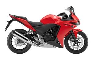 Bike: 2015 Honda CBR500R