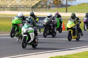 Burgess extends FX300 Ninja Cup lead at Mallala