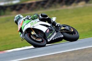 Kawasaki riders collect valuable points at Mallala