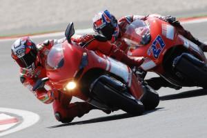 Rewind: Ducati's Desmosedici RR
