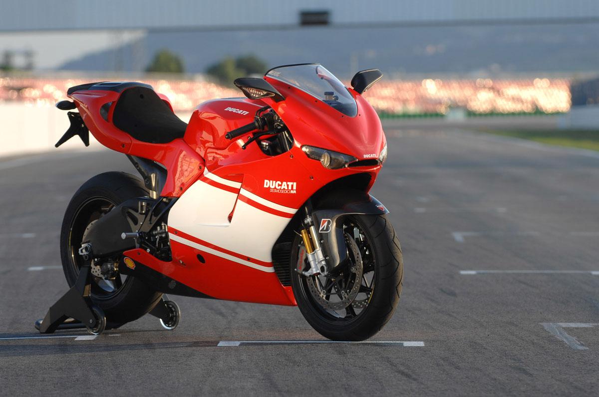 Rewind: Ducati's Desmosedici RR - CycleOnline.com.au