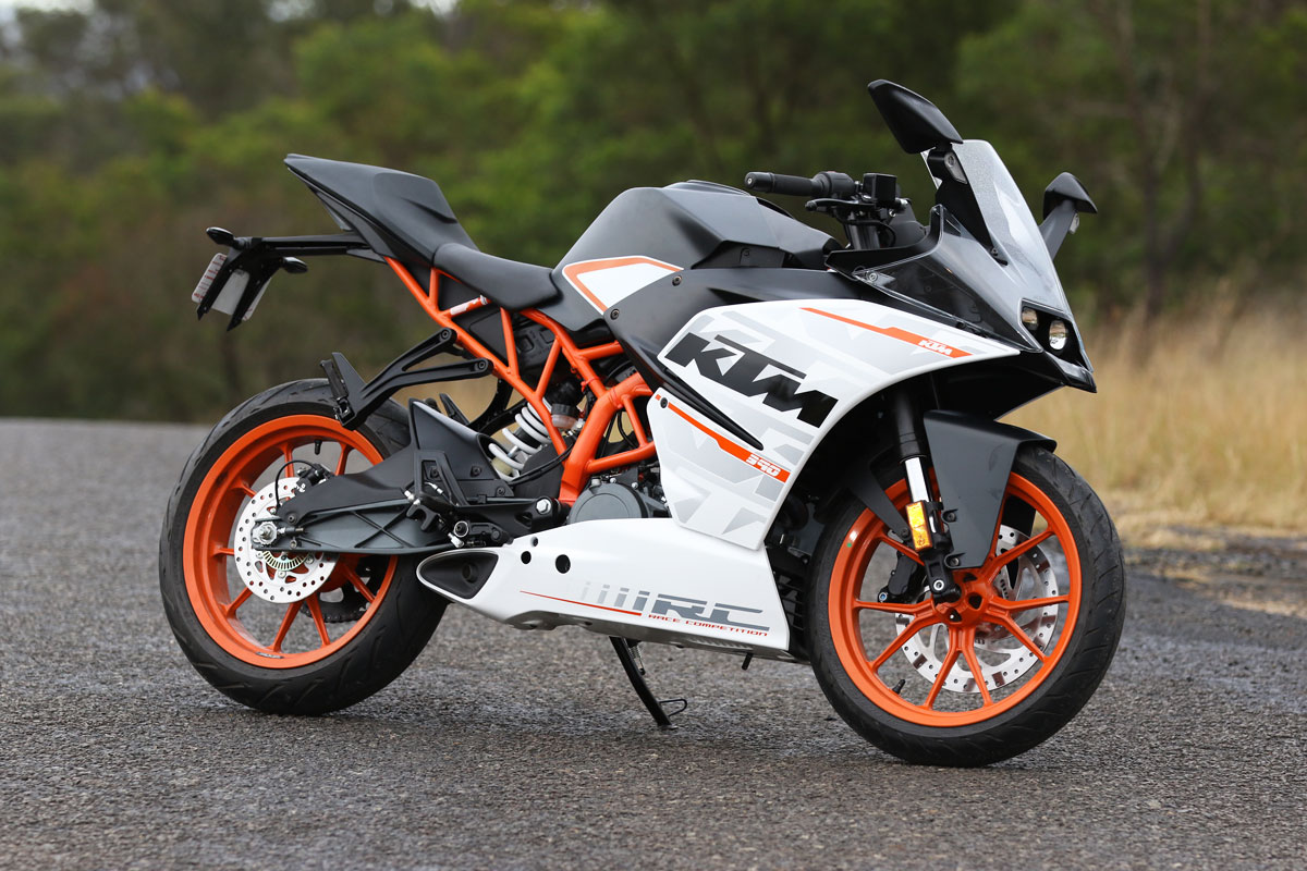 Ktm Rc  On Road Price