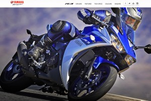 Yamaha launches microsite for all-new YZF-R3