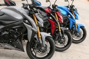 Suzuki dealers hosting GSX-S1000 test ride day
