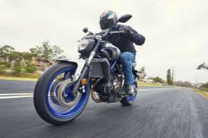 Review: 2015 Yamaha MT-07HO