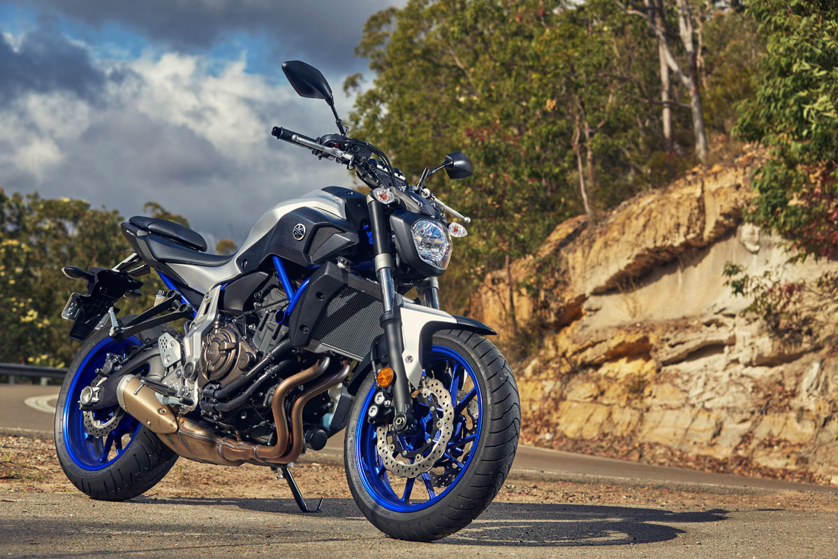 Review 2015 yamaha mt 07ho for Yamaha mt 200