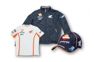 Product: GAS Repsol Honda Team and HRC Apparel