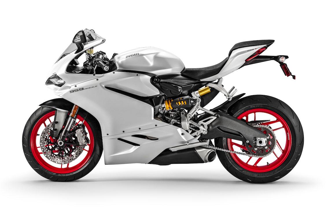 Used Ducati Panigale