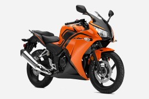 Bike: 2016 Honda CBR300R