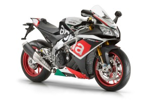 Aprilia tweaks RSV4 RF model for 2016 release