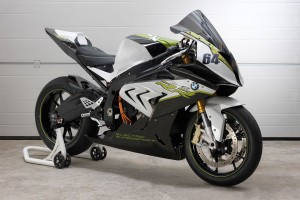 BMW uncovers electric-powered superbike concept