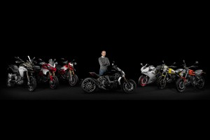 Ducati unveils seven new 2016 models in Milan