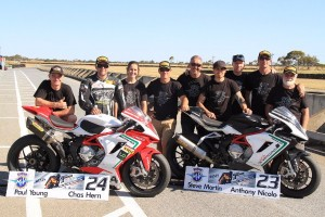 MV Agusta enters Adelaide 3 Hour Endurance Race