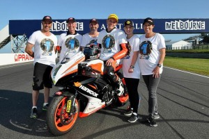 Elliott locks in progression to Superbikes for 2016 race season