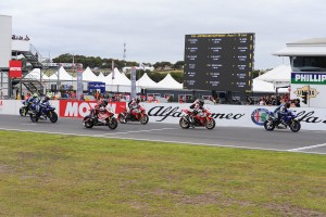 Breakdown: 2016 ASBK Rd1 Phillip Island