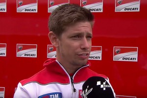 BTS: Stoner on Ducati WorldSBK program