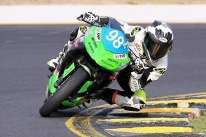 McHenry delivers progressive weekend at Sydney Motorsport Park ASBK outing
