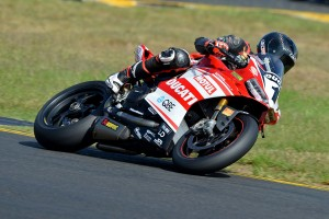 Home ASBK round beckons for DesmoSport Ducati's Jones