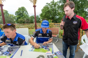 Meet the ASBK stars ahead of round four