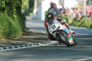 Anstey shakes down Padgetts RC213V-S at Isle of Man