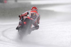 Patience pays off for Marquez with Assen runner-up