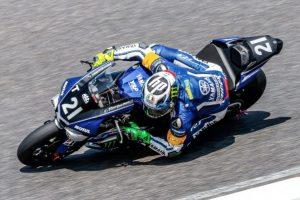 Yamaha leads opening day of Suzuka 8 Hours practice