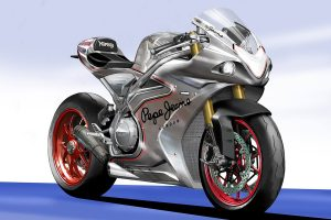 Norton announces V4 sportsbike set for production