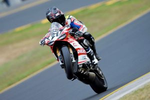 Industry Insight: DesmoSport Ducati's Troy Bayliss