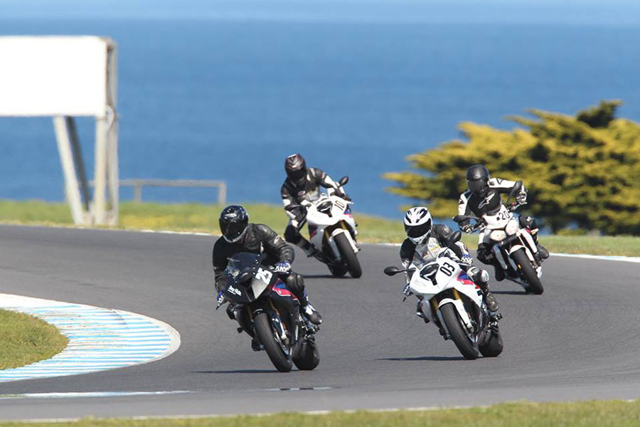 California Superbike School Phillip Island Ride Days