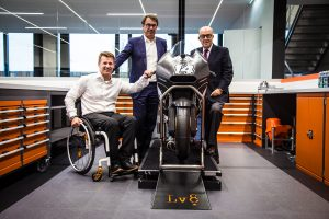 KTM Motorsport moves into new headquarters