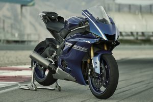 Bike: 2017 Yamaha YZF-R6
