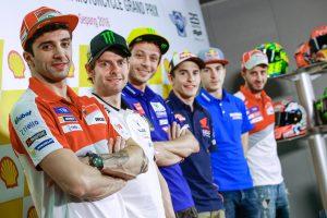 Top MotoGP riders preview Sepang race weekend