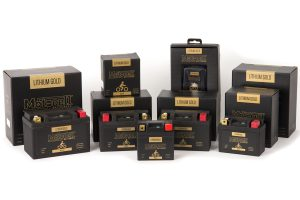 Product: Motocell Lithium Gold batteries