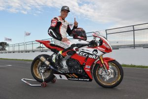 2017 Australian Superbike Championship shaping up for Crankt Protein Honda Racing