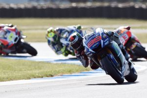 Rated: MotoGP's fly-away sector