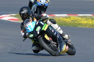 Toparis taking open mind into national Supersport debut