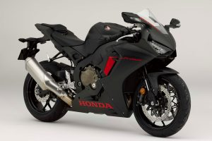 Bike: 2017 Honda CBR1000RR Fireblade