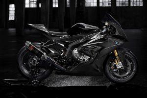 BMW unveils striking HP4 RACE 'advanced prototype' model