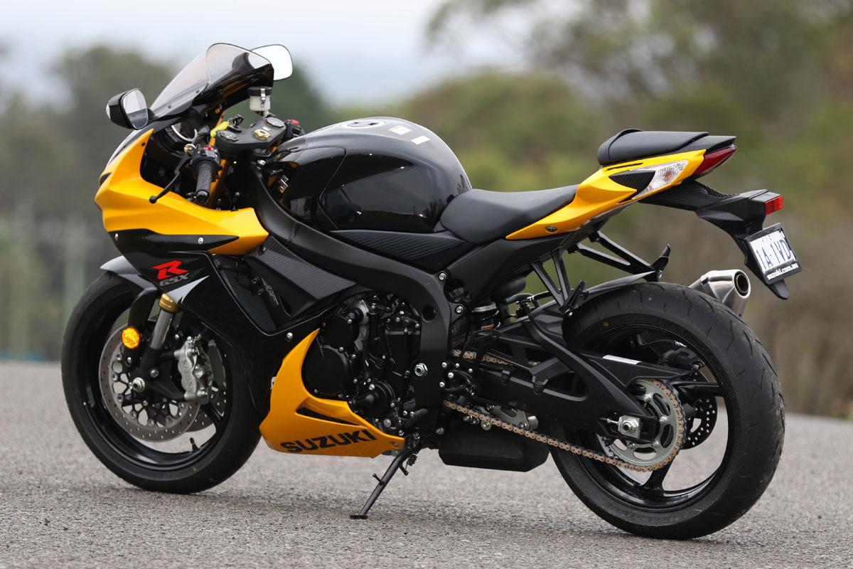 Suzuki Gsx R Horsepower