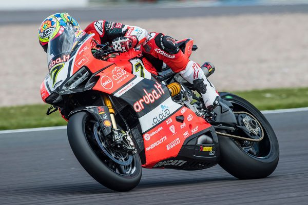 Ducati indicates new V4 superbike project in the works