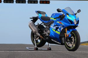 Suzuki hosting 2017 GSX-R1000R world launch in Australia