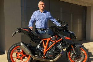 Industry Insight: KTM Australia's Jeff Leisk