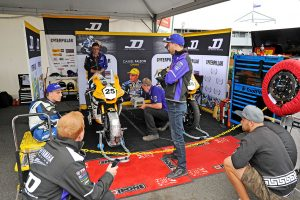 Phillip Island pole-setter Falzon using ASBK tyre regulations in his favour