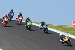 Fairy-tale sweep for Falzon in Phillip Island ASBK opener