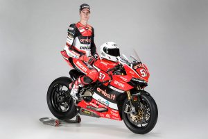 Jones on target for STK1000 debut with Aruba.it Ducati